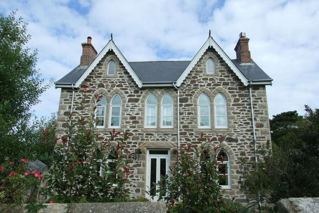 Thumbnail Detached house to rent in Manaccan, Helston