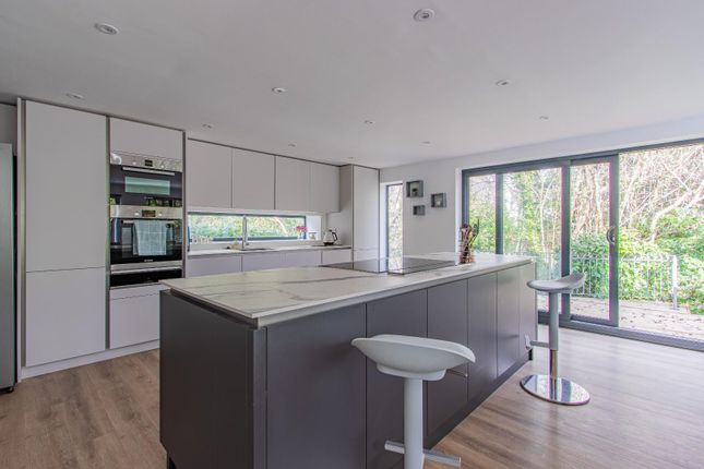 Thumbnail Detached house for sale in Lisvane Road, Lisvane, Cardiff