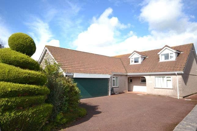 Thumbnail Detached house for sale in Haye Road, Callington, Cornwall