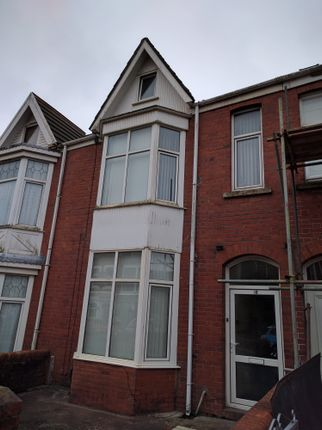 Thumbnail Property to rent in Mirador Crescent, Uplands, Swansea