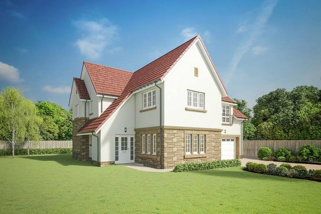 "Thumbnail Detached house for sale in ""The Lowther"" at Kirk Brae, Cults, Aberdeen"