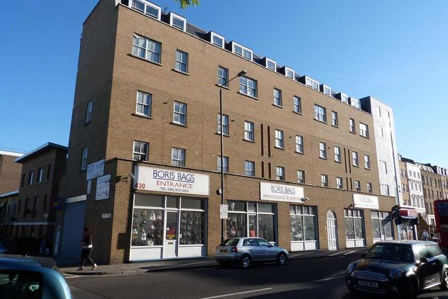 Thumbnail Retail premises to let in Hackney Road, London, Haggerston