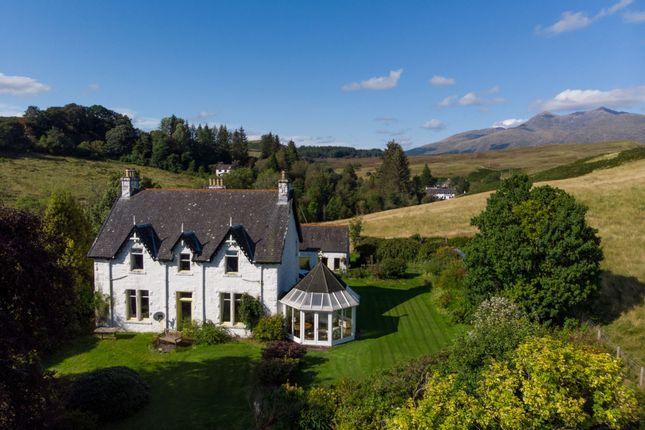 Thumbnail Detached house for sale in Drimbuie, Kilchrenan, Argyll