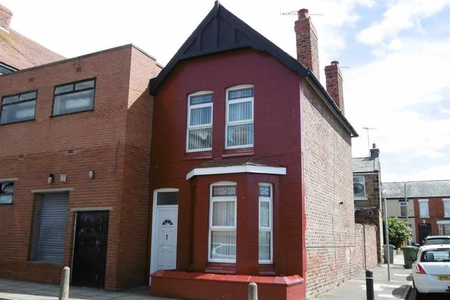 Thumbnail Semi-detached house to rent in Beechwood Avenue, Wallasey Village, Wirral