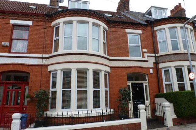 Thumbnail Flat to rent in Hallville Road, Mossley Hill, Liverpool