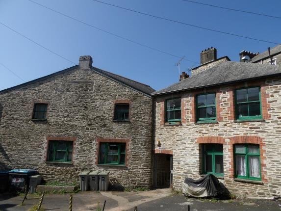 Thumbnail Flat for sale in 17 Fore Street, Liskeard, Cornwall