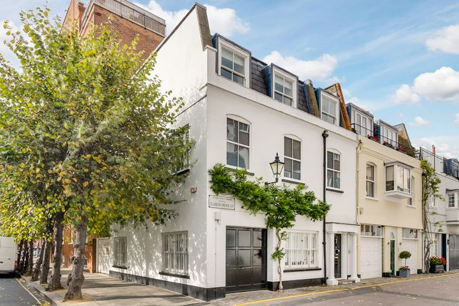 Thumbnail Mews house for sale in Clabon Mews, London