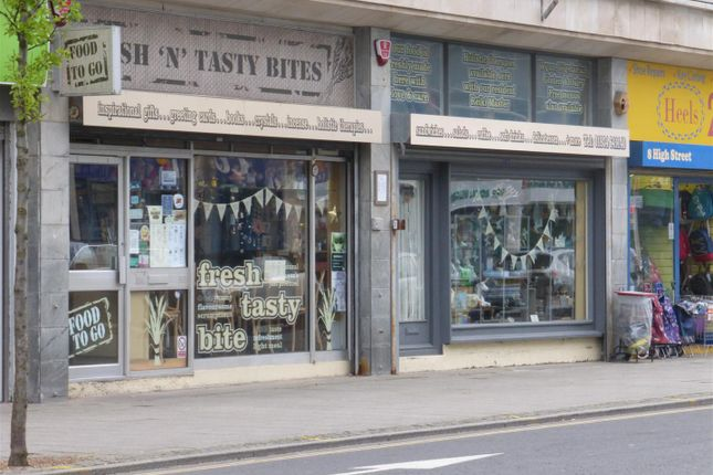Commercial property for sale in The Sovereign Centre, High Street, Weston-Super-Mare