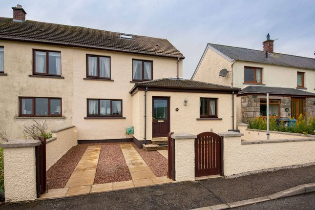 Thumbnail Semi-detached house for sale in Simpson Crescent, Helmsdale, Sutherland, Highland
