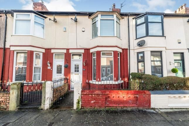 3 bed terraced house for sale in Dingley Avenue, Orrell Park, Liverpool, Merseyside L9