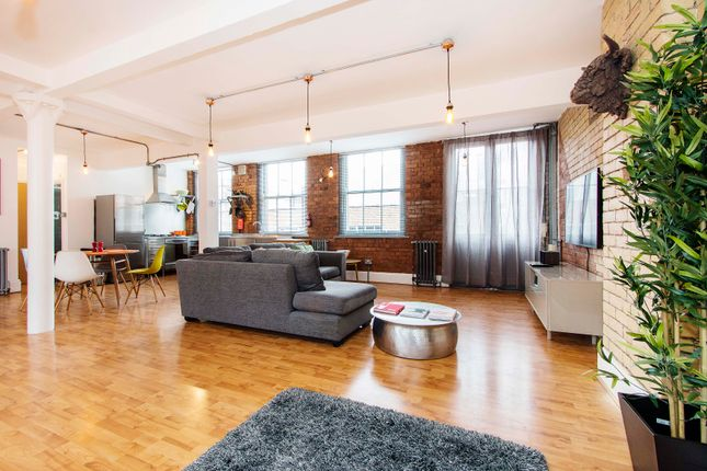 Thumbnail Flat to rent in The Dalston Loft, Club Row, Shoreditch