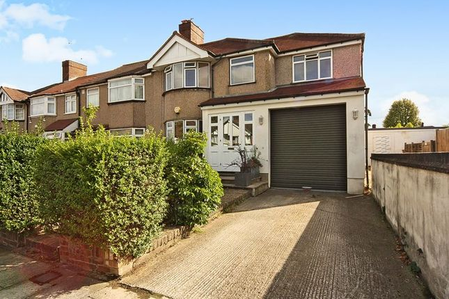 Thumbnail End terrace house for sale in Francis Road, Perivale, Greenford