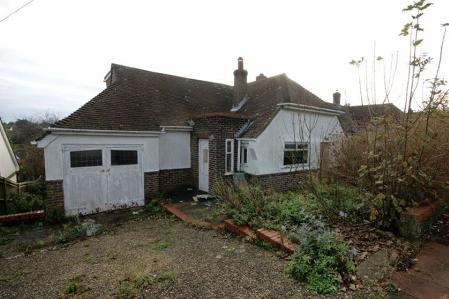 3 bed bungalow for sale in Redhill Drive, Brighton