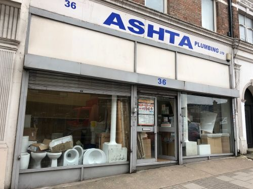 Thumbnail Retail premises for sale in Kensall Green, London
