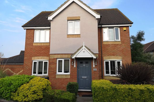 Thumbnail Detached house for sale in Tern Close, Mayland, Chelmsford, Essex