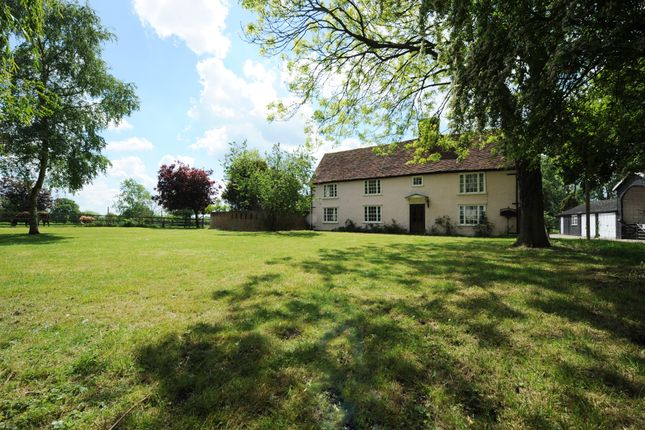 Thumbnail Detached house for sale in Stebbing Road, Felsted, Essex