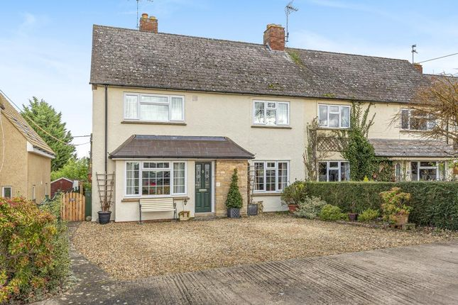 Thumbnail Semi-detached house for sale in Bladon, Oxfordshire