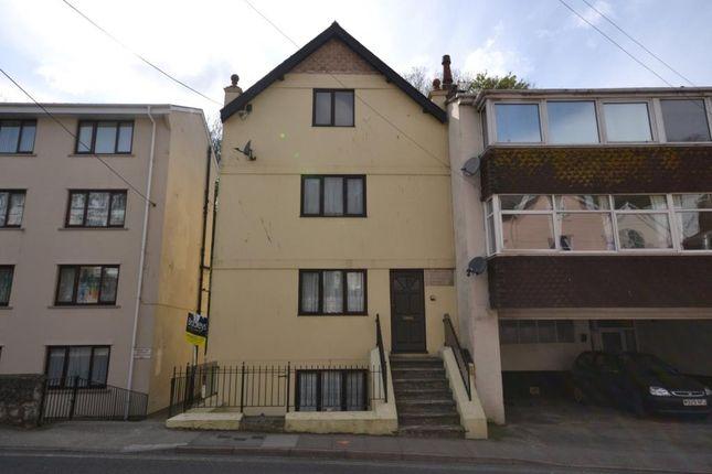 Thumbnail Maisonette to rent in Bolton Street, Brixham, Devon