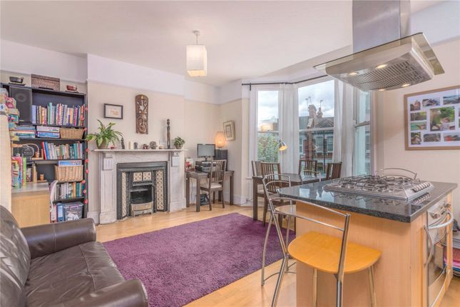 Thumbnail Flat for sale in Manor Road, London