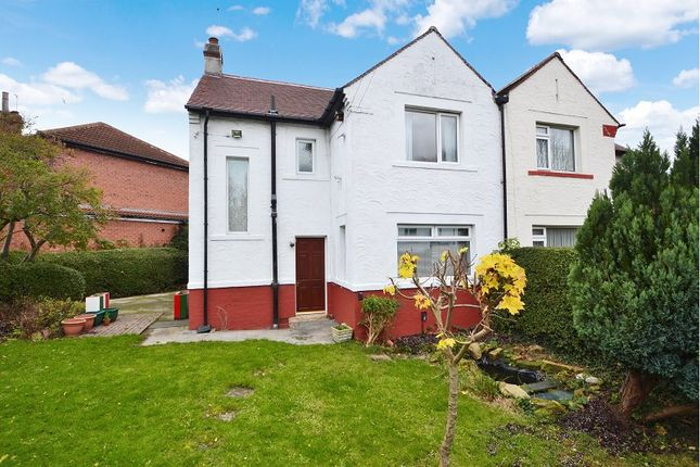 Thumbnail Semi-detached house to rent in Henconner Avenue, Chapel Allerton, Leeds