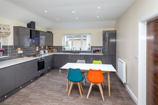 Thumbnail Detached bungalow for sale in Heather Bank, Stamford Bridge, York