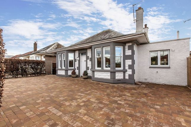 Thumbnail Detached bungalow for sale in 33 Glasgow Road, Corstorphine