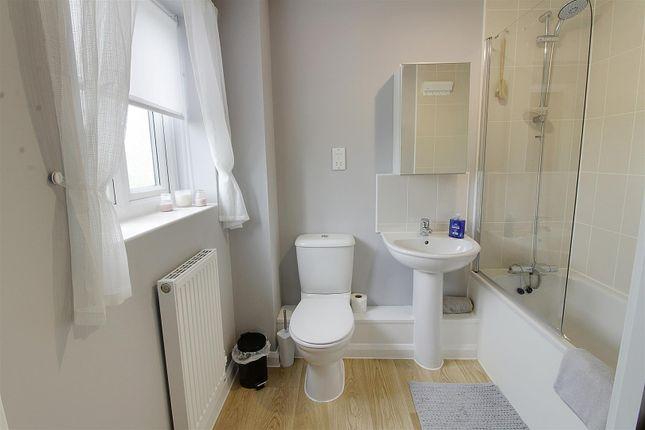 Bathroom of Towgood Close, Helpston, Peterborough PE6