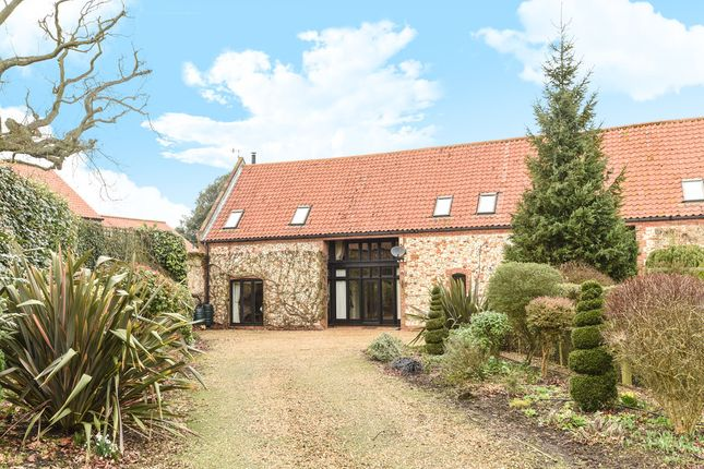 Thumbnail Barn conversion for sale in Cliff Farm Barns, Old Hunstanton Road, Old Hunstanton, Hunstanton