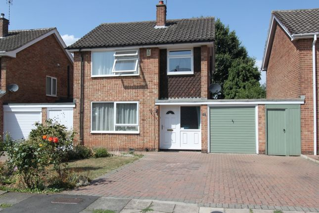 Thumbnail Detached house for sale in Longleat Crescent, Beeston