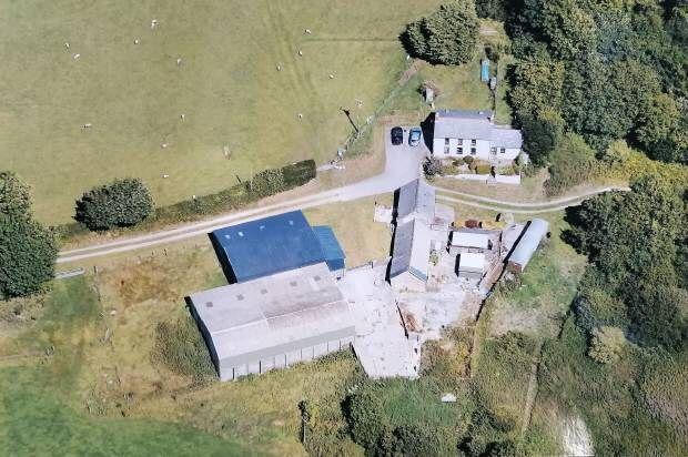 Thumbnail Farm for sale in Blaenffos, Boncath
