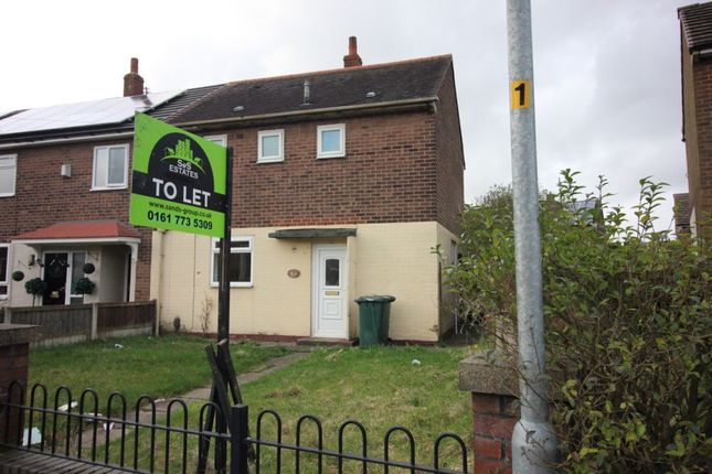 Thumbnail Terraced house to rent in Rowrah Crescent, Middleton