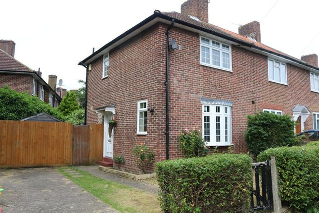 Thumbnail Semi-detached house to rent in Rangefield Road, Bromley