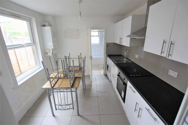Thumbnail Terraced house to rent in Bruce Castle Road, London