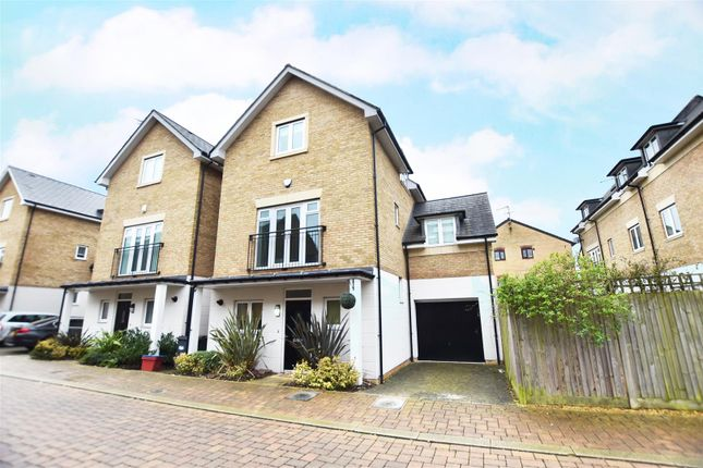 Thumbnail Detached house to rent in Marbaix Gardens, Isleworth