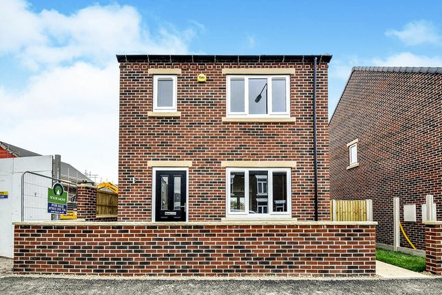 Thumbnail Detached house for sale in Plot One Pilsley Road, Danesmoor, Chesterfield