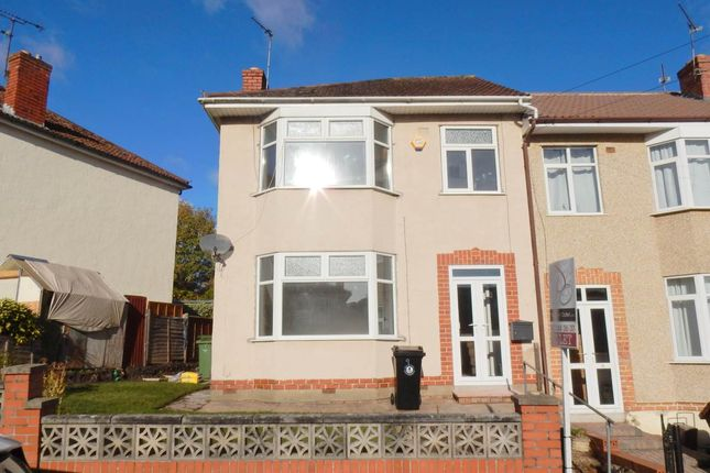 Thumbnail Terraced house to rent in Jean Road, Brislington, Bristol