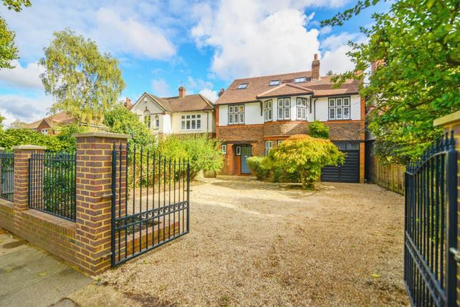 Thumbnail Detached house to rent in Wensleydale Road, Hampton