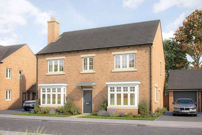 """5 bed detached house for sale in """"The Lime"""" at Wenrisc Drive, Minster Lovell, Witney OX29"""
