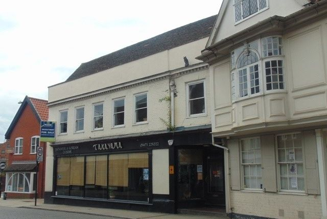 Thumbnail Restaurant/cafe for sale in Fore Street, Ipswich