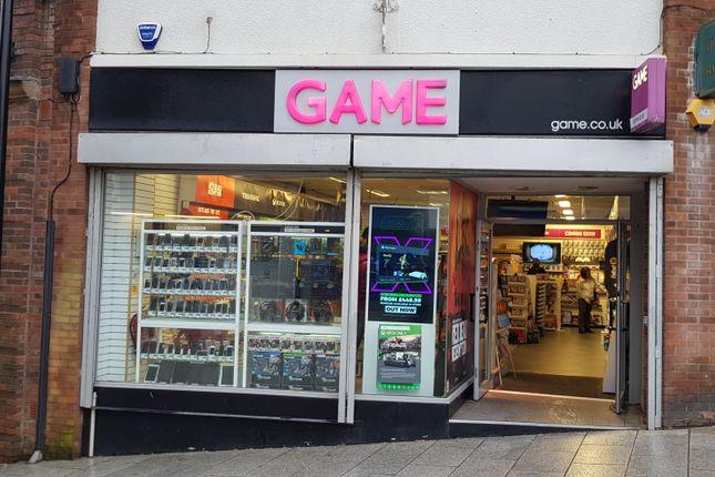 Thumbnail Retail premises to let in Pow Street, Workington