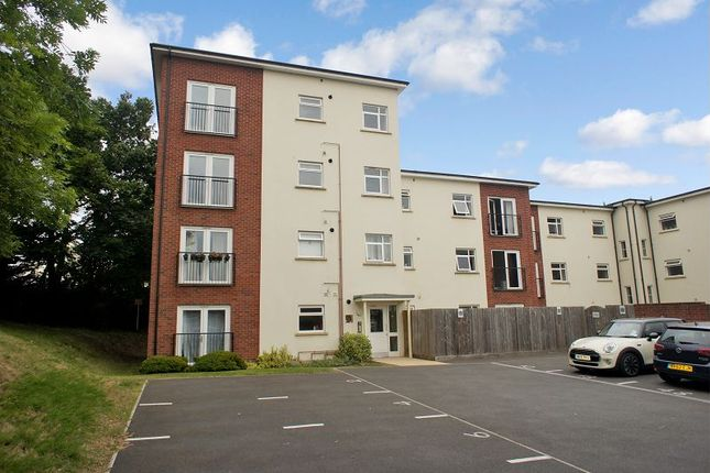 Thumbnail Flat to rent in Thursby Walk, Pinhoe, Exeter