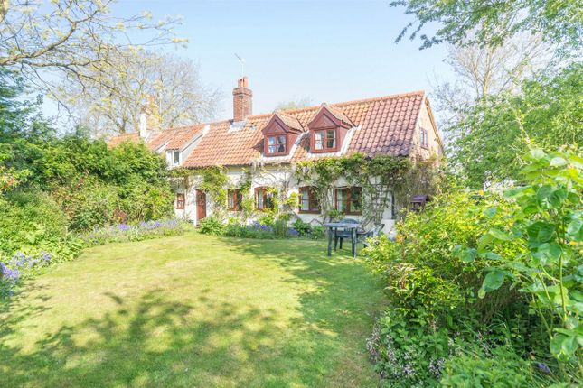 Thumbnail Semi-detached house for sale in The Drove, West Raynham, Fakenham