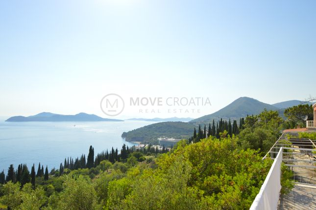 Thumbnail Villa for sale in Orašac, Croatia