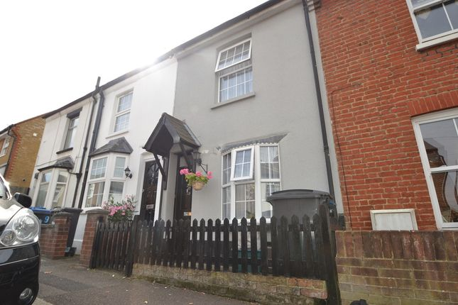 Thumbnail Terraced house to rent in Haycroft Road, Surbiton