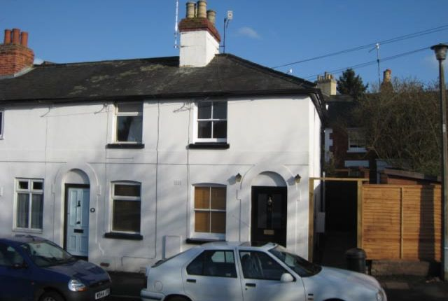 Thumbnail End terrace house to rent in Greys Road, Henley On Thames