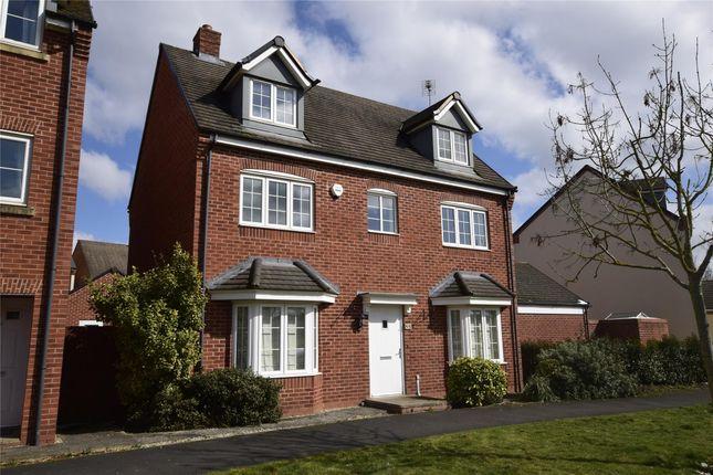 Thumbnail Detached house to rent in Trafalgar Road, Tewkesbury, Gloucestershire