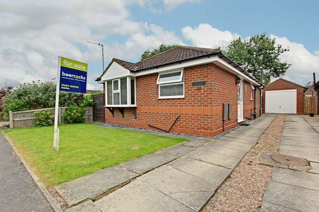 Thumbnail Detached bungalow for sale in Palmer Lane, Barrow-Upon-Humber