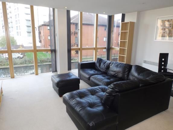 Thumbnail Flat for sale in Canal Wharf, 18 Waterfront Walk, Birmingham, West Midlands