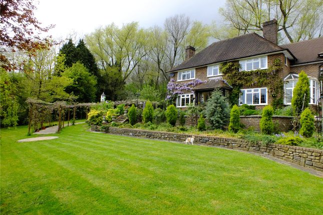 Thumbnail Detached house for sale in Shepherds Hill, Merstham, Redhill