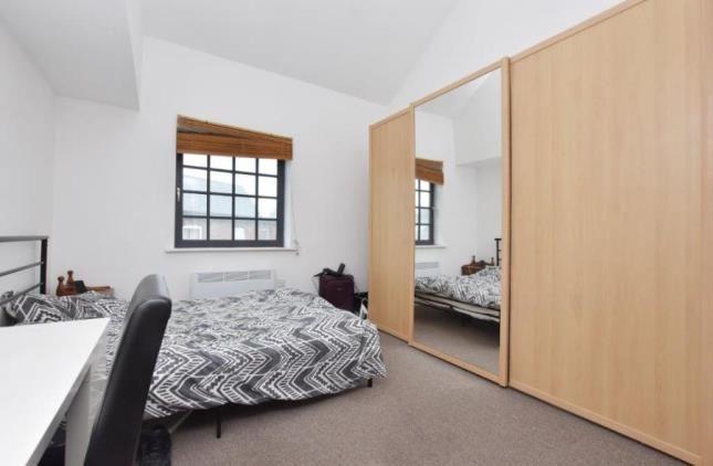Second Bedroom of City Wharf, 1 Nursery Street, Sheffield, South Yorkshire S3